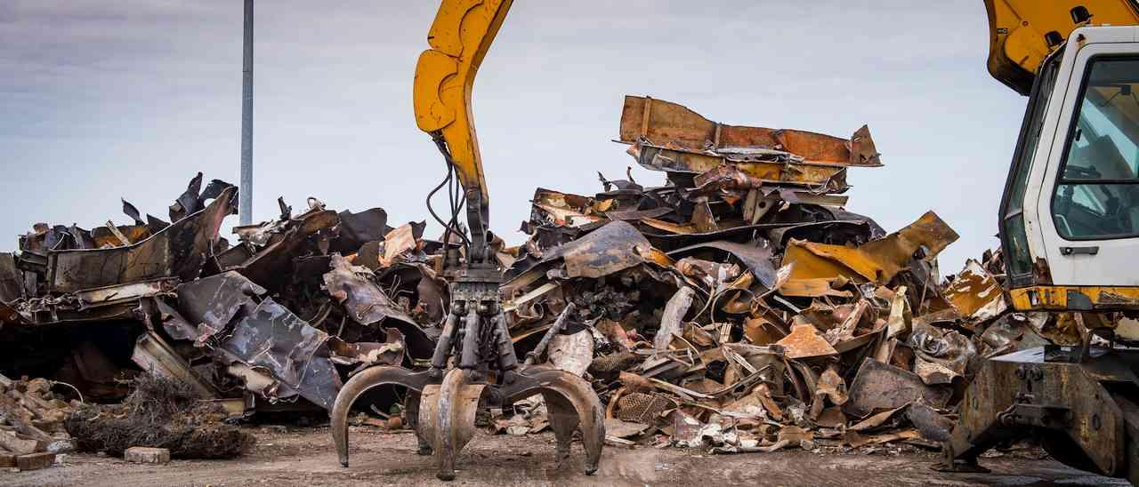 Recyclage Charles Deracourt - Schroot, oud ijzer, metalen, koper, zink, lood, tin, kabels, staal, aluminium